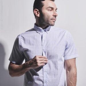 Short Sleeve Shirt Printed