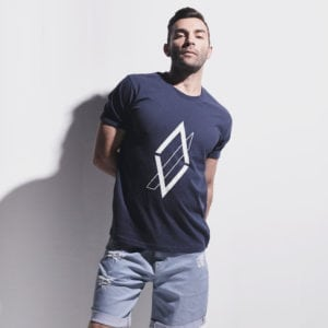 Brand Statement Tee Diamond