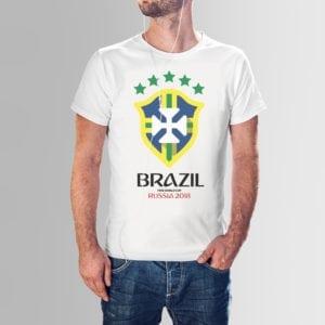 Brazil World Cup Tee