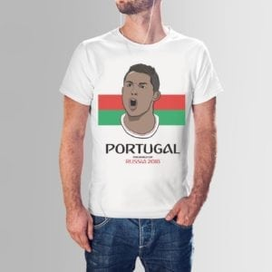 Portugal World Cup Tee
