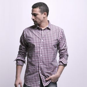 Squares Long Sleeve Shirt