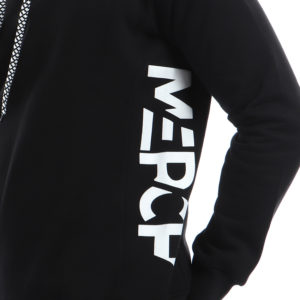 Sweatshirt with Side Print