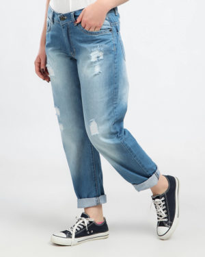 Blue Girlfriend Denim