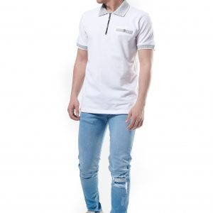 Zip Polo Shirt