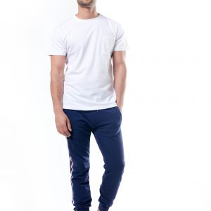Sweat Pant With Side Stripe