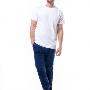Roll-Up Sleeves T-Shirt