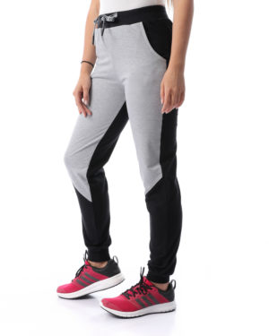Contrast Side Sweatpants