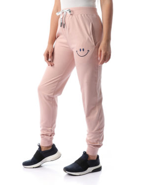 Happy Face Sweatpants For Women