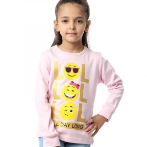 LOL Sweatshirt For Girls