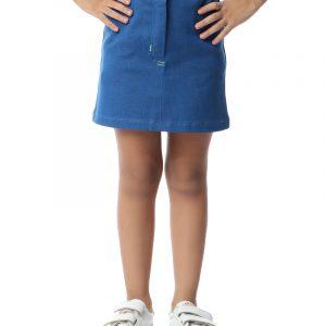 Jeans Mini Skirt For Girls