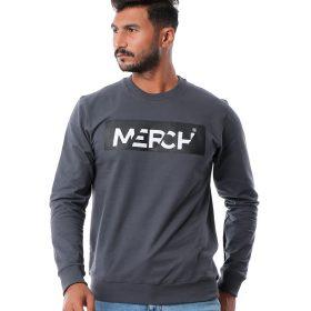 Merch Logo Crew Sweatshirt