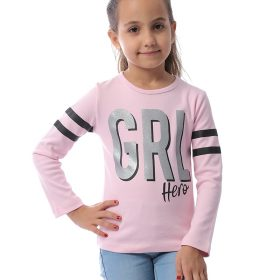 Hero Girl Sweatshirt