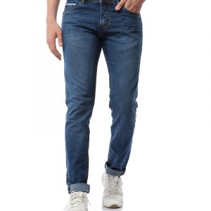 Men Fashionable Slim Jeans