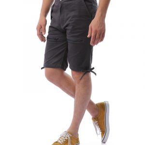 Hooked On Short With Zipper