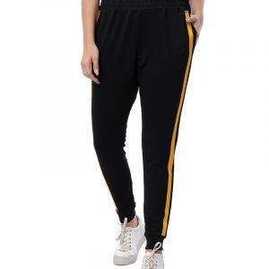 Side Stripe Sweatpants - Women