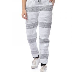 Textured Sweatpants For Women