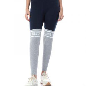 Legging Two Half Colors