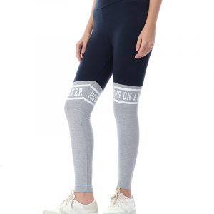 Legging Two Half Colors