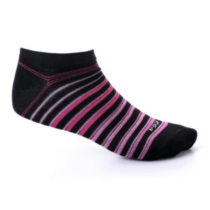 Colored Lines Socks For Women