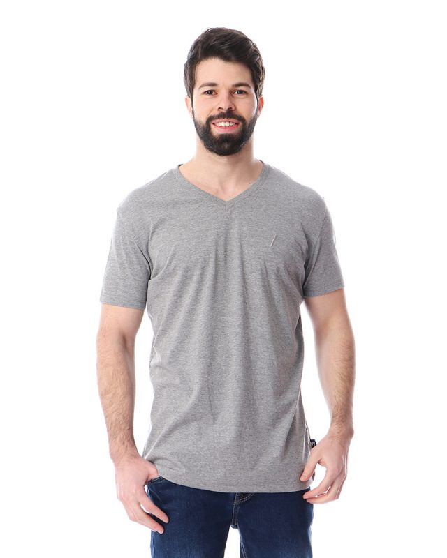 MERCH Basic V Neck Tshirt