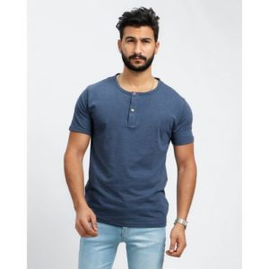 Buttoned Up Tee