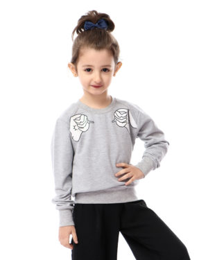 Unicorn Sweatshirt for Girls