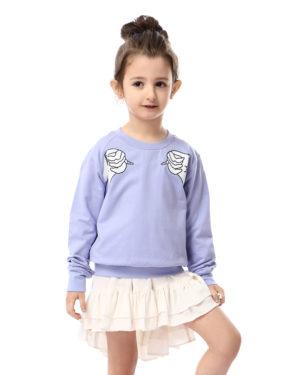 Unicorn Sweatshirt for Girls