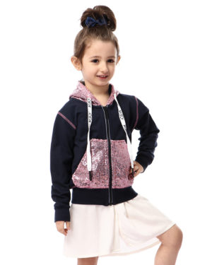 Sequin Jacket for Girls