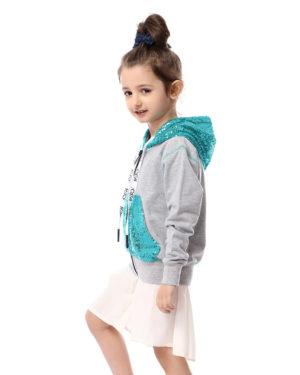 Sequin Jacket for Girls