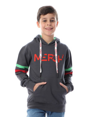 MERCH Logo Sweatshirt for Boys