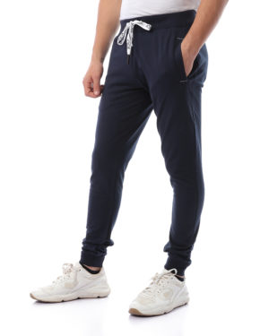 Solid Melton Sweatpants