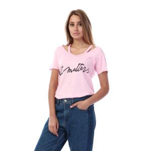 It Matters Tshirt For Women