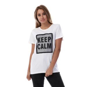Keep Calm Tshirt For Women