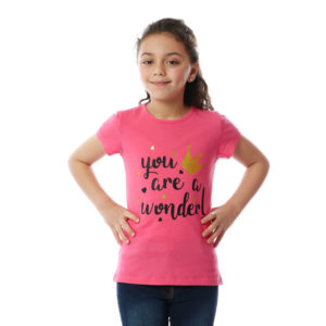 You're Wonderfull Tshirt For Girls