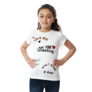 Printed Tshirt For Girls