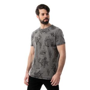 Full Print Tshirt For Men