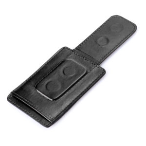 Money Clip Natural Leahter Wallet For Men