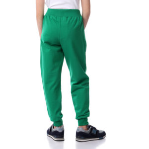 Basic Sweatpants With Zipper Pockets For Boys