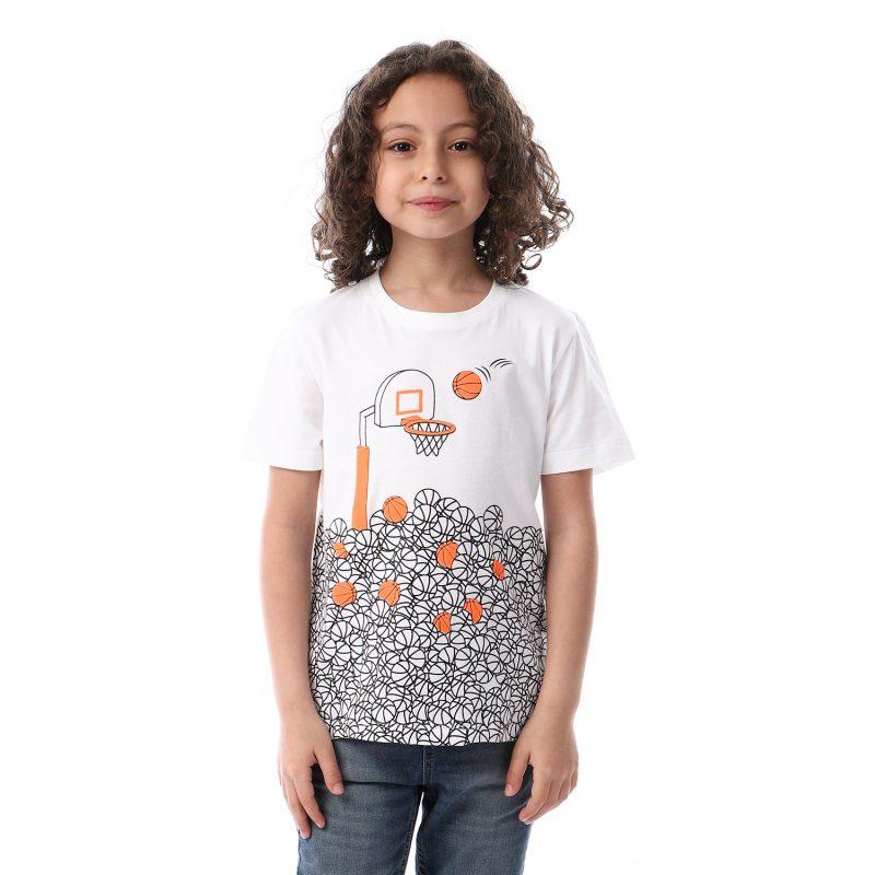 BascketBall Tshirt For Boys
