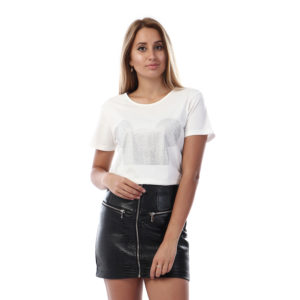 Mickey Strass Tshirt For Women